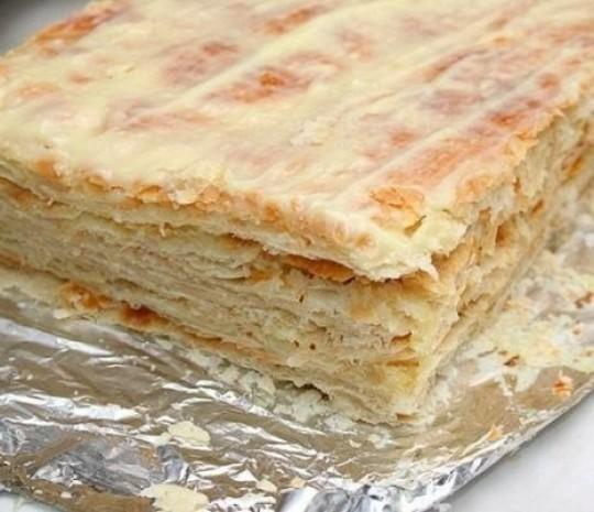 Приготовление торта Наполеон по лучшим рецептам