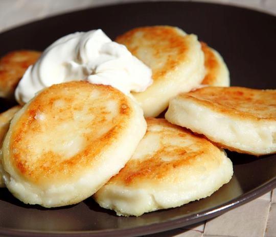 как приготовить вкусные сырники из творога рецепт
