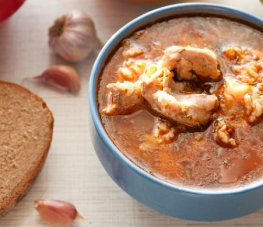 суп харчо постный рецепт приготовления в домашних условиях