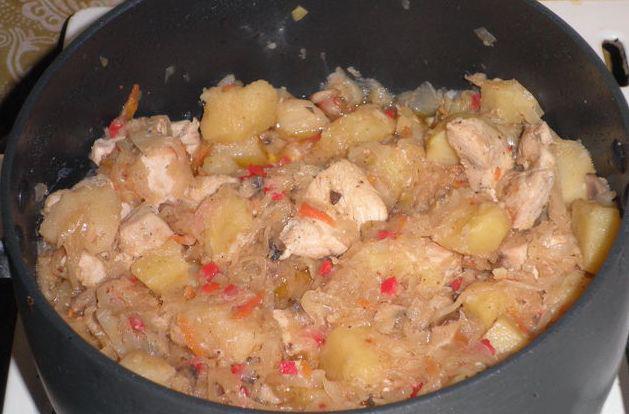 Рецепт солянка в мультиварке с картошкой рецепт с пошагово
