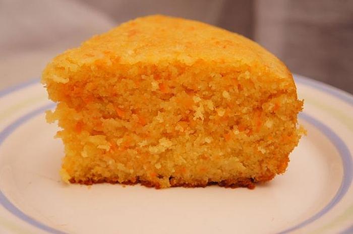 Морковный рецепт