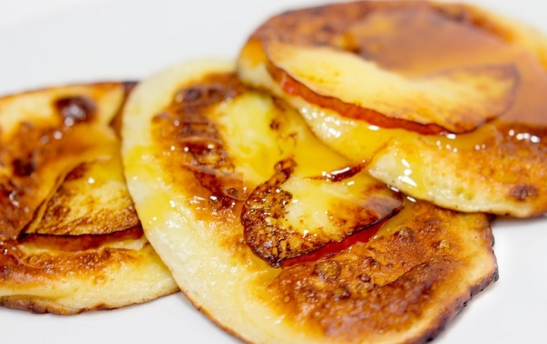 Рецепт с яблоками
