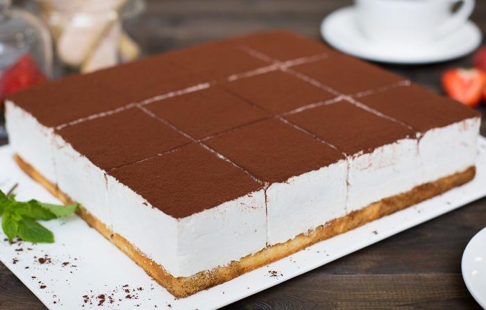 Рецепт домашнего торта