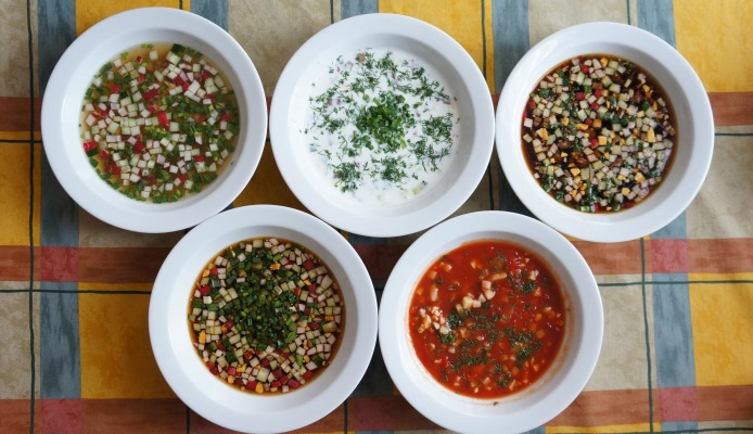 Разновидности блюда