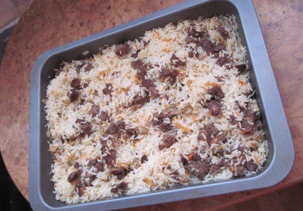 Рецепт для духовки