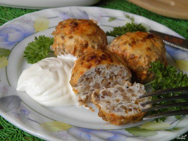 Рецепт с гречкой