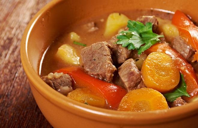 Рецепт с мясом