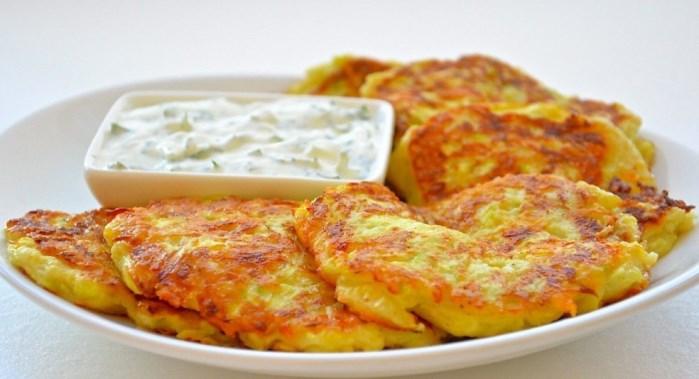 Рецепт с сыром и чесноком