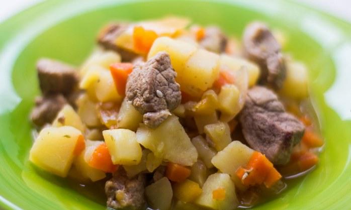 Рецепт с телятиной