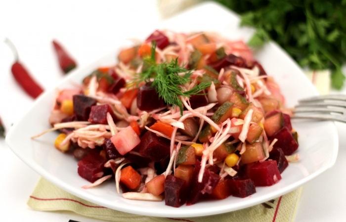 Рецепт со свежей капустой