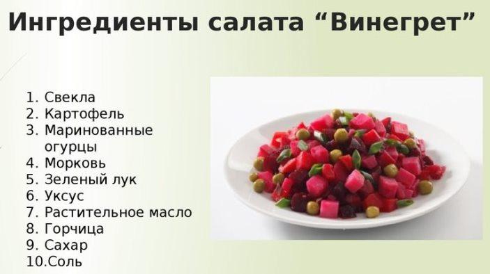 Состав, ингредиенты